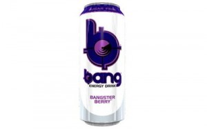 Bang energy drink bangster berry (blik 500 ml)