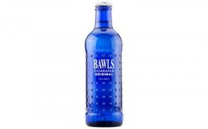 Bawls guarana original (fles 296 ml)