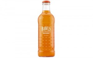Bawls guarana orange (fles 296 ml)