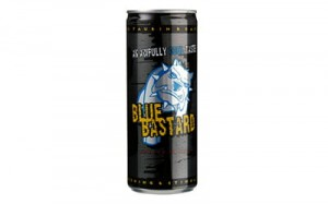 Blue bastard energy drink (blik 250 ml)